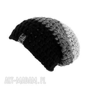 hand made czapki wełna triquence
