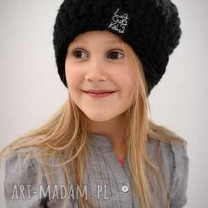 urokliwe czapka dla dziecka triquensik