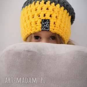 ciekawe czapki czapka dla dziecka triquensik