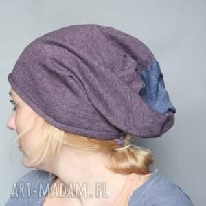 handmade czapki dresówka unisex
