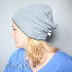 wyjątkowe czapki wełna unisex