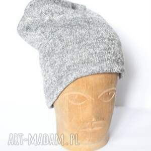 Ruda Klara czapki: wełna