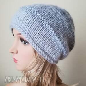 czapka czapki bardzo ciepła, niezwykle miła, bezszwowa