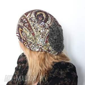 hand made czapki czapka wena jej się skończyła gdy perfumą