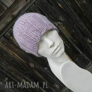 niepowtarzalne czapki kolor 100% wool * cudny