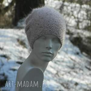 handmade czapki ciepła wyjątkowo ładna * 100% merino