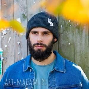 Brain Inside czapki czapka męska wywijana dwustronna logo kolorowe