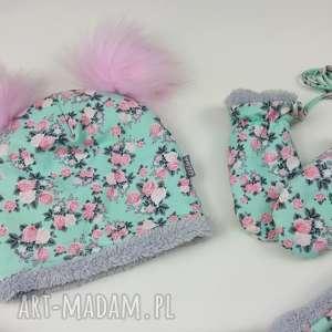 intrygujące czapki czapka zestaw zimowy czapka, chusta