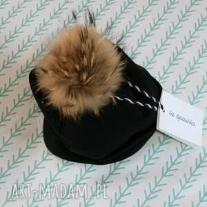 czapki czapka zimowa dziecięca z dzianiny