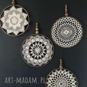 trendy dekoracje makrama 1 x dekoracja ścienna