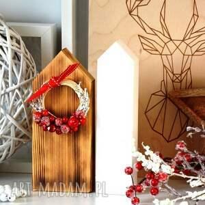 dekoracje: domki