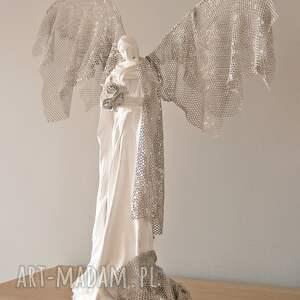 hand made dekoracje dekoracja wnętrz anioł dostatku