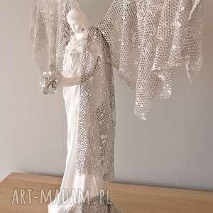 figura anioła dekoracje anioł dostatku