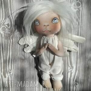 dekoracje anioł aniołek dekoracja ścienna - figurka