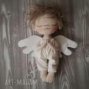 unikatowe dekoracje anioł aniołek dekoracja ścienna - figurka