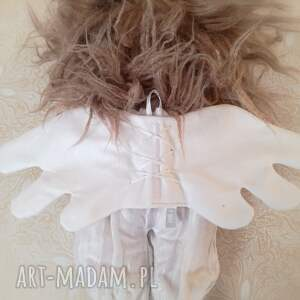na ścianę dekoracje aniołek dekoracja ścienna - figurka