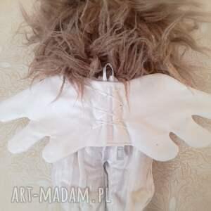 na-ścianę dekoracje aniołek dekoracja ścienna - figurka