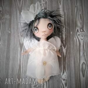 dekoracje tkanina aniołek dekoracja ścienna - figurka