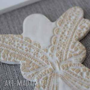 dekoracje komunia aniołek stróż anioł ceramiczny
