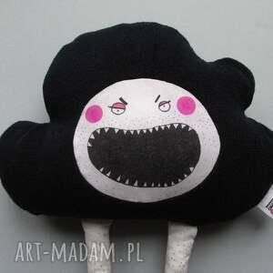 niesztampowe dekoracje maskotka chmurka z serii fluffy - na