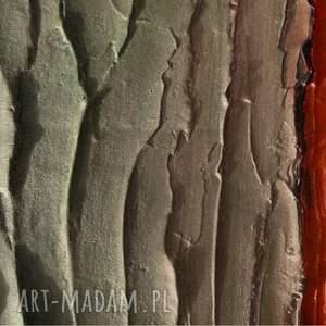 szare dekoracje obraz-abstrakcyjny duży nowoczesny obraz do modnego