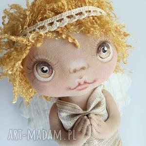 dekoracje ślub e piet aniołek - dekoracja ścienna