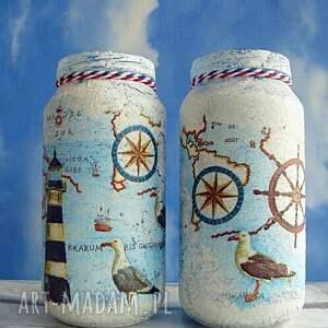 białe dekoracje morze gdzieś na pacyfiku - dekoracyjne