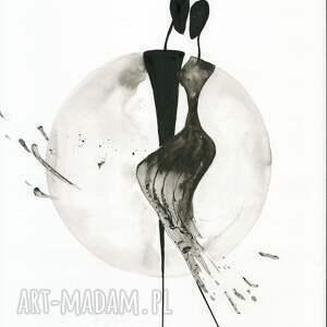 ART Krystyna Siwek dekoracje: grafiki do salonu