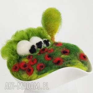 unikalne dekoracje maki igielnik-maki. Wiosenna miniatura