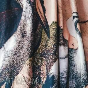 atrakcyjne dekoracje zasłony komplet zasłon bawełnianych
