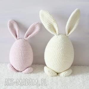 pomysł na prezent pod choinkę wielkanoc króliczek wielkanocny - zestaw