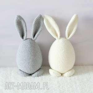 pomysł na prezent pod choinkę króliczek wielkanocny - zestaw