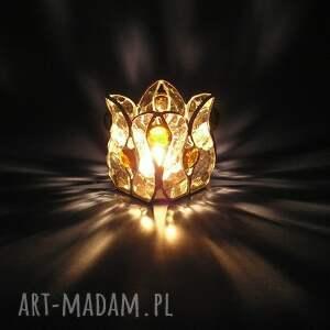 światło ciepło dekoracje lampion lidia