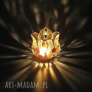 frapujące dekoracje światło ciepło lampion lidia