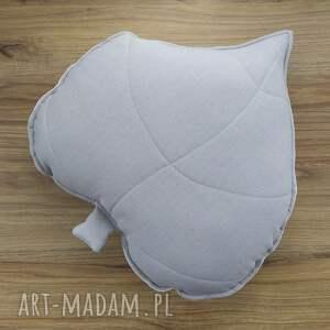 hand made dekoracje liść poduszka dekoracyjna