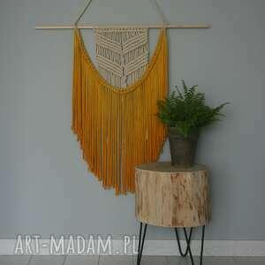 niesztampowe dekoracje makrama