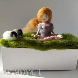 dekoracje medytacja medytacja. Yoga na łonie natury