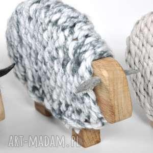 wełna dekoracje merino - australijska owieczka