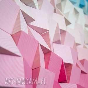 Wood Light Factory unikatowe dekoracje obraz 3d mozaika drewniana