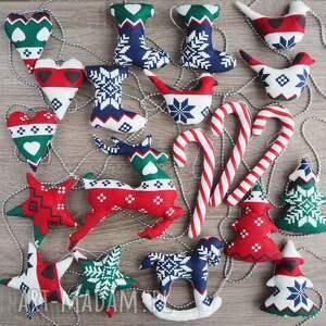 prezent na święta choinka dekoracje choinkę zestaw 20