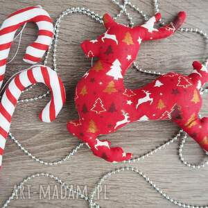 pomysł na upominek gwiazdka dekoracje na choinkę zestaw