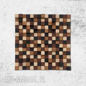 beżowe drewniany obraz na zamówienie