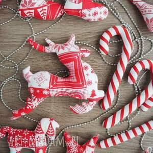 prezenty świąteczne ozdoby zestaw 15 sztuk