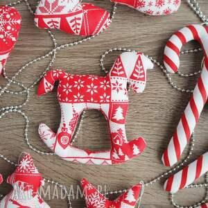 prezenty świąteczne choinka ozdoby zestaw 15 sztuk