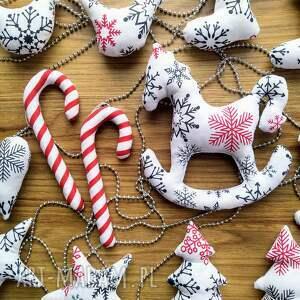 pod choinkę ozdoby świąteczne zestaw 16 sztuk