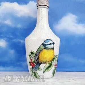 pod choinkę prezent ptaki ptaki. Sikorka 2.dekoracyjna