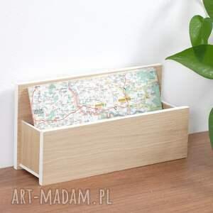 wyjątkowe dekoracje pudełko na ścianę, organizer
