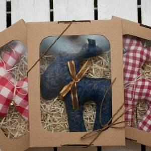 pomysły na prezenty na święta renifer z materiału to fantastyczny pomysł