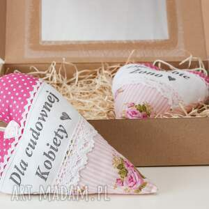 handmade dekoracje serce serduszko zawieszka z napisem