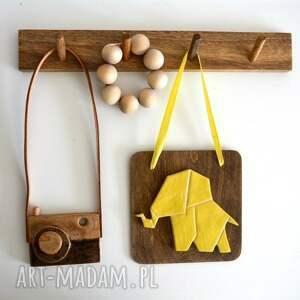 atrakcyjne dekoracje słoń ceramiczny